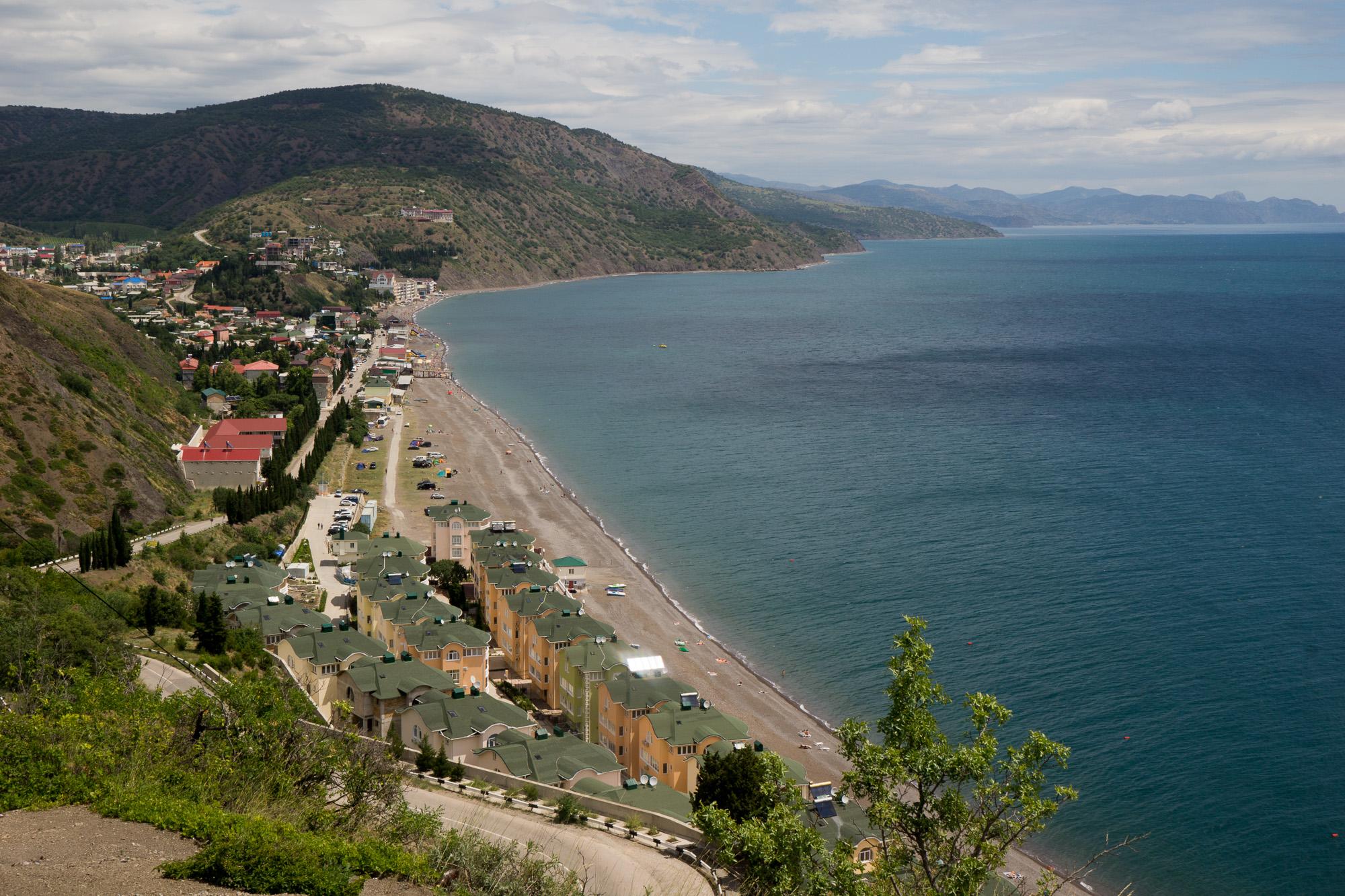 Рыбачье - место в Крыму для настоящего отдыха